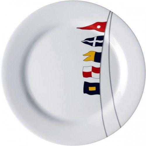 Platte Borden 6 delig Regatta