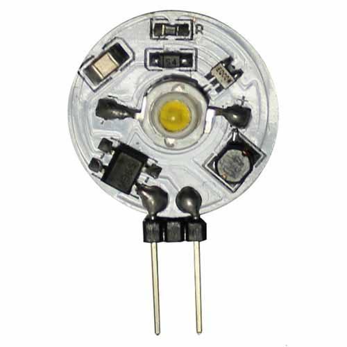 G4 SMD LED 6 led's achterzijde