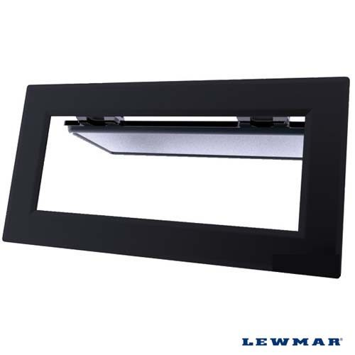 Lewmar flush portholes
