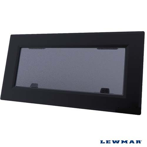 Lewmar flush portholes dark