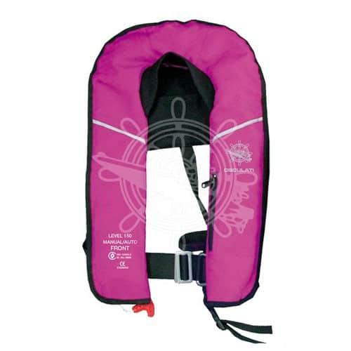 Self inflatable Dames lifejacket EXP