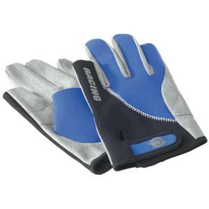 Zeil handschoenen 2 Korte vingers