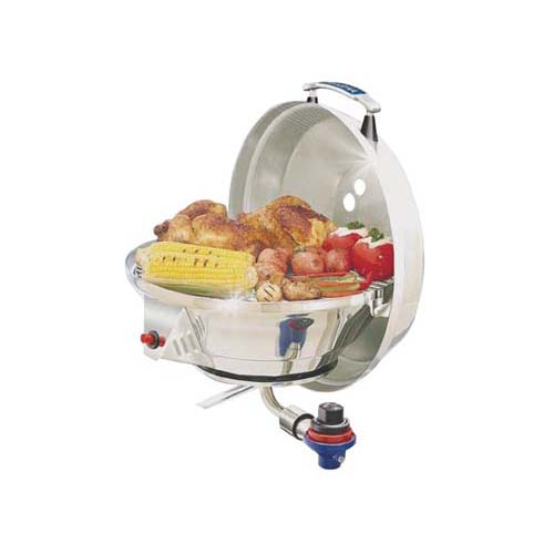 Magma Marine Kettle Gas BBQ & Oven combi Party size