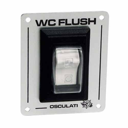 Bedieningspaneel voor electrische toiletten