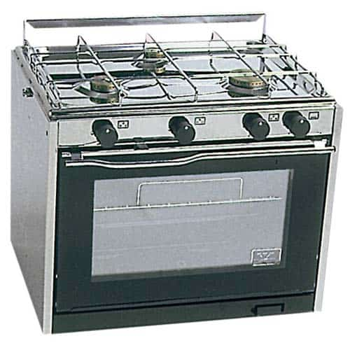 3 pits gasoven-fornuis Classic