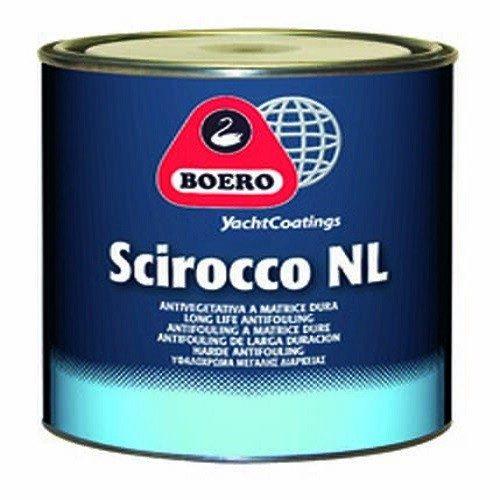 Boero Scirocco Antifouling 5 Ltr