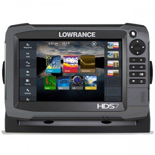 Lowrance HDS-7 Gen3 Touch kaartplotter