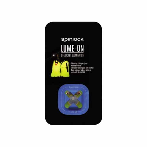 Spinlock Lume-On Reddingsvestlicht