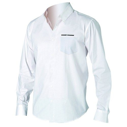 Magic Marine Overhemd Basic Button Down