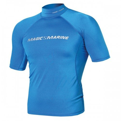 Magic Marine Cube Short Sleeve Rash Vest