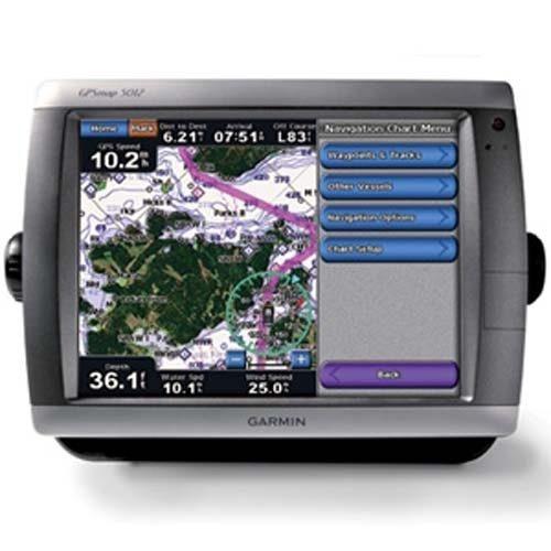 Garmin GPSMAP 5012 kaartplotter