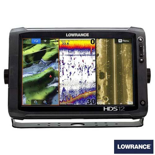 Lowrance TOUCH 12M HDS