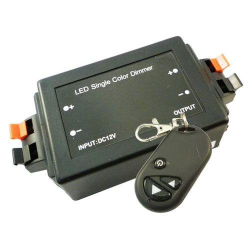RF LED dimmer 12V