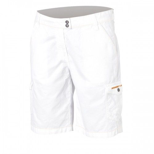 Magic Marine Lena Walkshort White