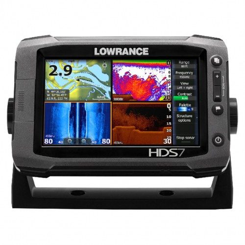 Lowrance TOUCH 7M HDS GPS Kaartplotter