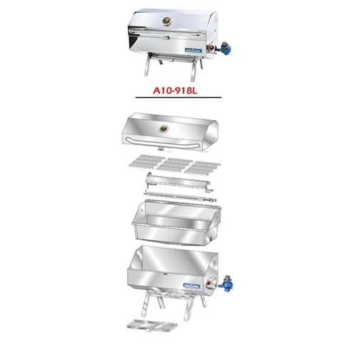 Magma A10-918LCE-2 rechthoekige BBQ parts