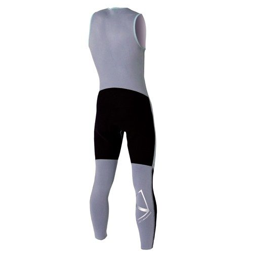 Magic marine metalite long john men backside