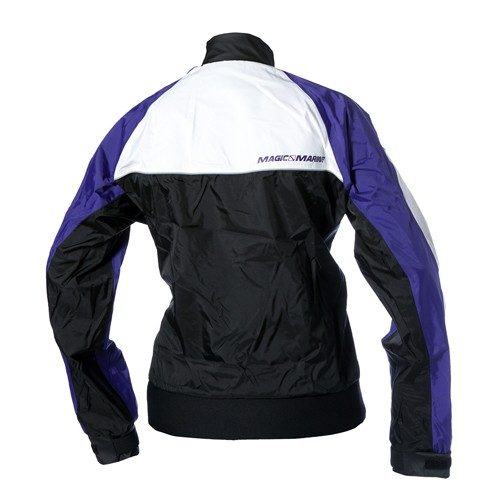 Magic Marine Racing Breathable Spraytop ladies rugzijde