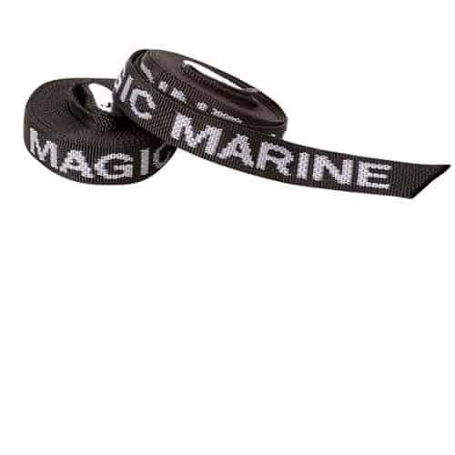 Magic Marine Spanbanden set Zwart
