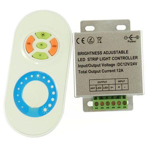 LED Dimmer RF 12/24V