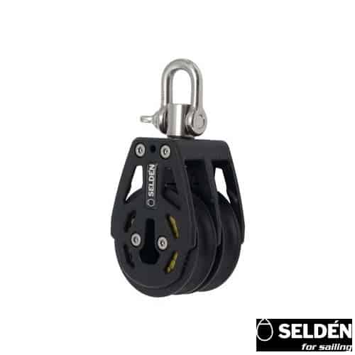 Selden Double swivel