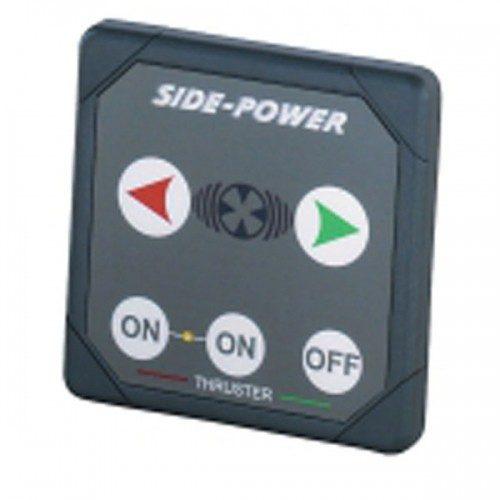 Side-Power Boegschroef Tiptoets bedienings paneel