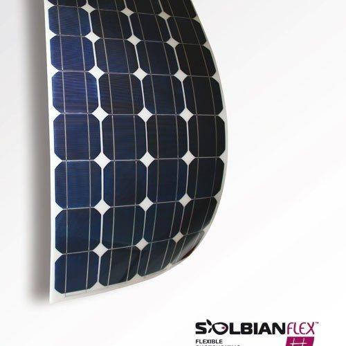 Solbian CP125 125 Watt zonnepaneel