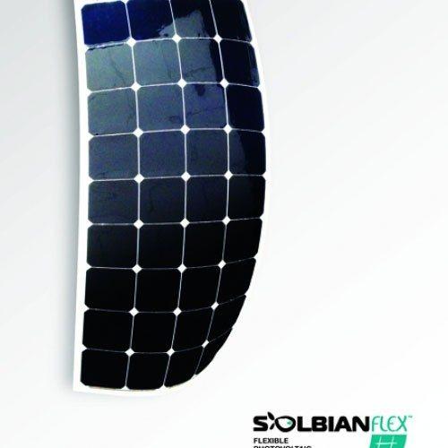 Solbian SP112 L 112 Watt zonnepaneel