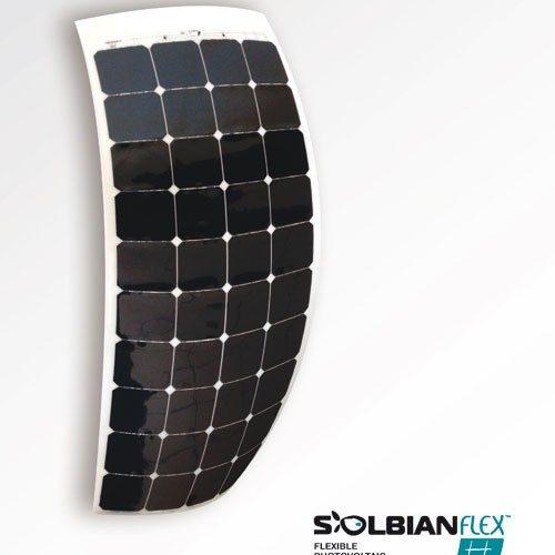 Solbian SP125 125+ Watt zonnepaneel