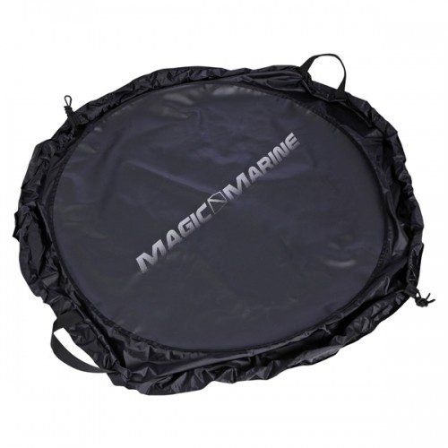 Wetsuitbag black Marine webshopQsail