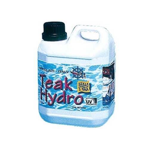 Teak hydro colour