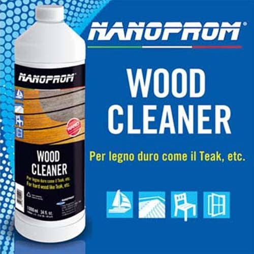 Nanoprom wood cleaner