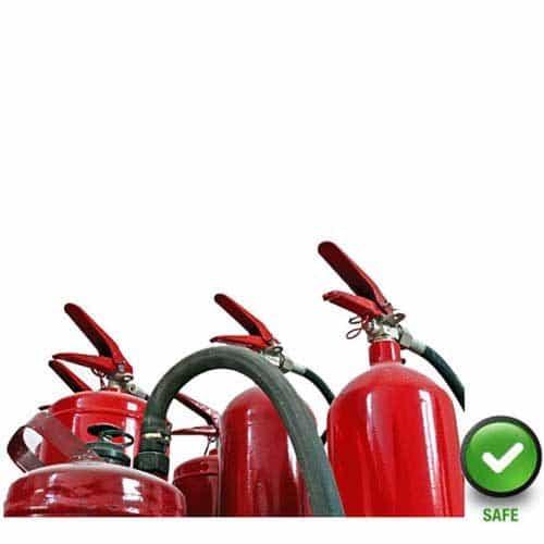 keuringen brandblussers