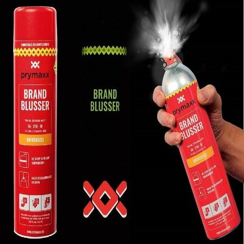 PX-U Primaxx Universele sprayblusser