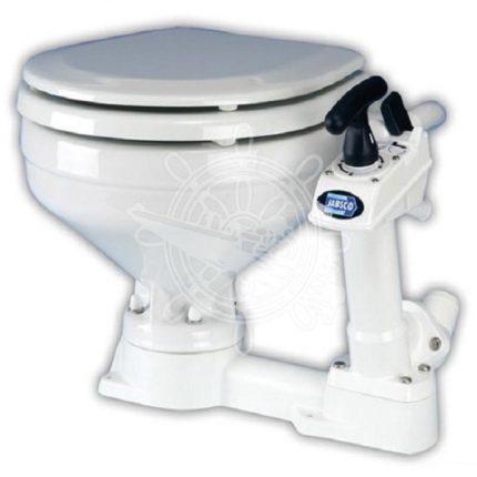 Jabsco manueel toilet
